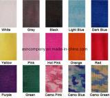 De witte, Grijze, Zwarte, Lichtblauwe, Donkerblauwe, Gele, Roze, Hete Roze, Oranje, Rode, Purpere, Groene Gegoten Band van Kleuren Glasvezel