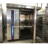 商業高容量のパンのパン屋機械高い暖房の効率の回転式オーブン