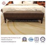 Коммерческого отель мебель из натуральной кожи с кроватью (стенд YB-O-19)