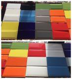 Tegel van de Muur van de Kleur van Inkjet de Glanzende Verglaasde Binnenlandse Ceramische met ISO