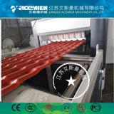 résistant à la corrosion Tile Co - Extrusion de plastique de la machinerie de l'extrudeuse
