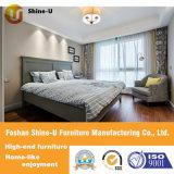 Moderno de 5 estrellas de estilo dormitorio cama simple conjunto de mobiliario del hotel