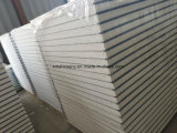 Poids léger EPS panneau sandwich mural en acier pour la construction en acier de construction et l'extérieur interne
