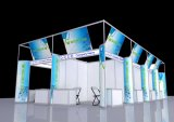 Beweglicher Aluminiummodularer Ausstellung-Stand der Messeen-3X3m