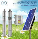 """80W-900W 3 """"浸水許容DCの太陽水ポンプシステム、ねじポンプ"""