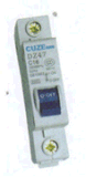 Le disjoncteur (DZ47-63-1P(C45))