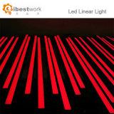 Pixel-Weihnachtslichter des Spiegel-LED lineare hellen des Stab-18W RGB