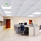 13 années d'expérience dalle de plafond suspendu décoratifs en aluminium avec la norme ISO9001