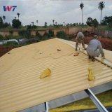 Galvanizado en caliente de prefabricados de estructura de acero galpón avícola granja de pollos con alta calidad