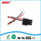 2l'axe du carter de prise électrique Fil à fil faisceau de câblage du connecteur de borne à sertir avec Molex