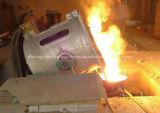 forno ad induzione di fusione d'acciaio di rame 500kg da vendere (GW-500)