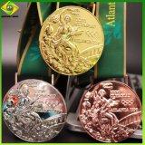 製造のカスタム連続した競争メダル