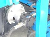 行を形作る3厚さの範囲0.5-1.2mmの送風管