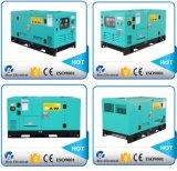 60Hz 53kw 66kVA Wassererkühlung-leises schalldichtes angeschalten durch FAW Motor-Dieselgenerator-Set-Diesel Genset