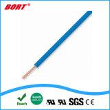 Revestido de PVC flexível de cobre entrançado Fios e cabos eléctricos