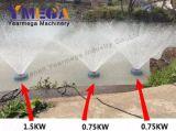 Un buen rendimiento de Energía Solar de aireación de aleación de aluminio