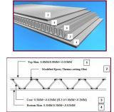 Geclassificeerd GB 8624 B1 (moeilijk-brandbaarheid) Aluminium GolfComité