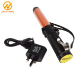 Les Douanes de haute qualité de signalisation à LED rechargeable baton