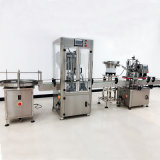 Cosmétique automatique de nourriture et de la pharmacie Lotion liquide coller Machine de remplissage