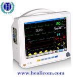 Video paziente di multi parametro di pollice ICU del Portable 12.1 di alta qualità