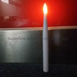 省エネのFlameless先を細くすることの蝋燭のギフトを使用して長く安全なホーム装飾的な火