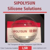 L'eau en caoutchouc de silicone transparent pour l'injection de résine de silicone LSR