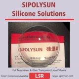 Resina di silicone trasparente della gomma di silicone dell'acqua LSR per l'iniezione