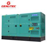 Janelas insonorizadas 100kVA 200kVA e 300 kVA 400kVA 500kVA Cummins Eléctrico gerador diesel silenciosa