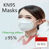 Maschera di protezione Kn95 (STANDARD di GB 2626-2006)