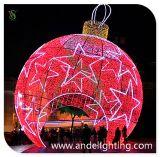 De Lichten van Gasebo van het Gebied van de Decoratie van Kerstmis voor Pretpark