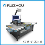 Digital-lederner Scherblock CNC-lederne Ausschnitt-Maschine für Verkauf