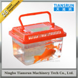 Chambre en plastique de poissons d'accessoires d'aquarium de poissons