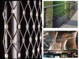 ステンレス鋼ロープの網か金網