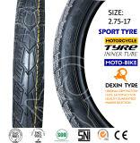 Motorrad-Motorrad-Reifen-Roller-Gummireifen-Sport ermüdet 2.75-16