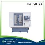 높은 정밀도 5 축선 CNC 축융기