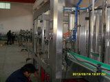 Автоматическое заполнение бачка с минеральной водой оборудования