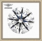 8 coeurs et les 8 flèches Zirconia Cubique perles desserrés