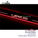 Indicatore luminoso commovente della zolla del davanzale dello Scuff del portello del LED
