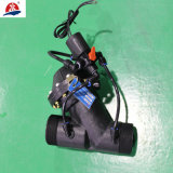 Válvula de controle de água de plástico PP de alta resistência, válvula de diafragma