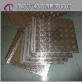 Piatto di alluminio dell'ispettore di rivestimento 5 del diamante luminoso della barra
