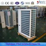 Pompa termica aria-acqua di sorgente di aria dell'invertitore 220V di CC