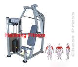 Equipamento da aptidão, máquina do edifício de corpo, caixa assentada Press-PT-801