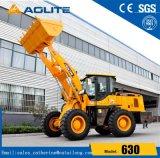 3 tonnellate di Aolite di costruzione del macchinario di caricatore della rotella
