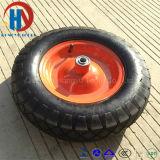 다채로운 그려진 금속 변죽 고무 바퀴 타이어