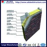 Marco de acero de construcción ligera de costes de construcción