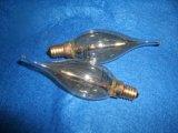 De Lamp van de Kaars van de Bol van het halogeen 230V C35 E14 40W/Halogen/de Bol van de Kaars