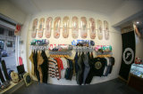 De beste Plank Shopfitting van de Fiets van de Detailhandel van het Rek van de Vertoning van de Fiets van de Verkoop