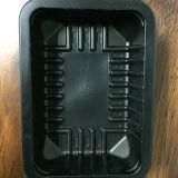 처분할 수 있는 플라스틱 식품 포장 상자