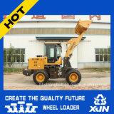 1,6 tonnes d'hydrauliques du chargeur à quatre roues motrices ZL26