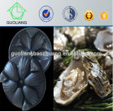 China Factory Gold Supplier Seafood Market Hot Sale 265mm Oyster Packing Tray